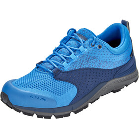 VAUDE TRK Lavik STX Shoes Men fjord blue